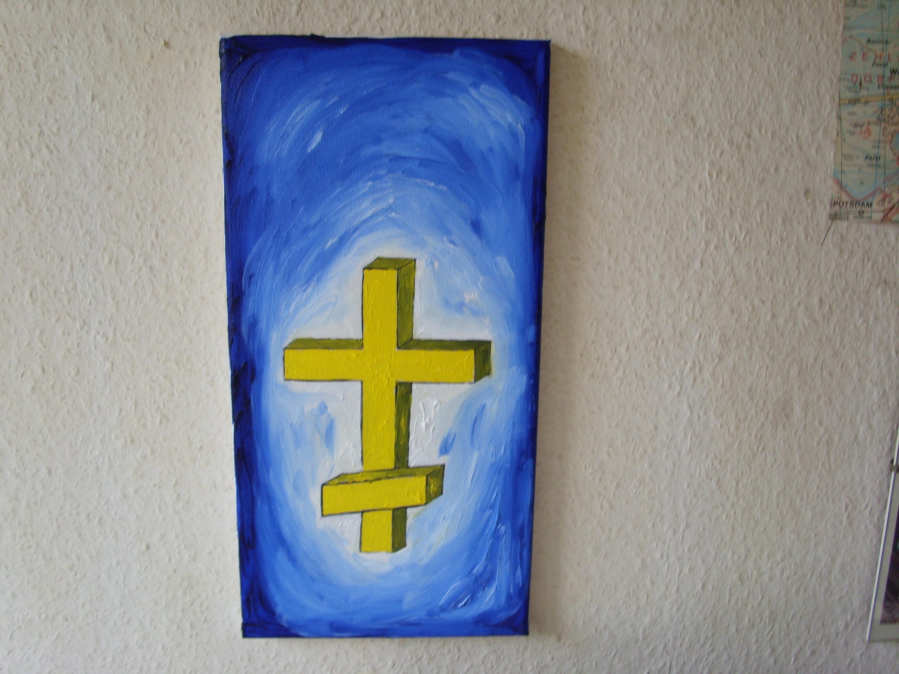 Kreuz orthodox